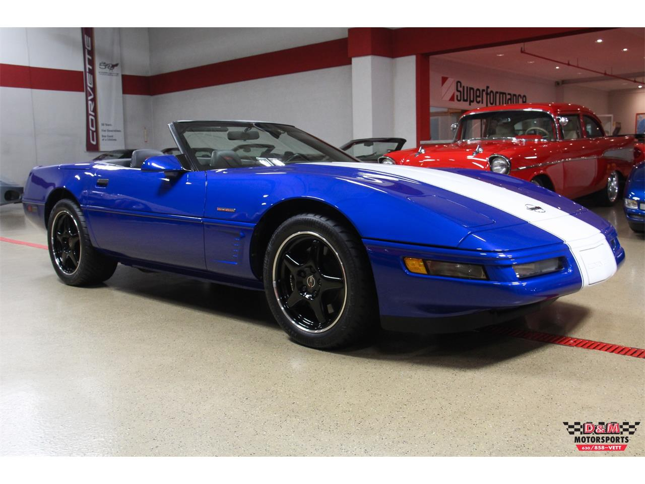 Large Picture of '96 Chevrolet Corvette located in Illinois - $44,995.00 Offered by D & M Motorsports - LV9Z