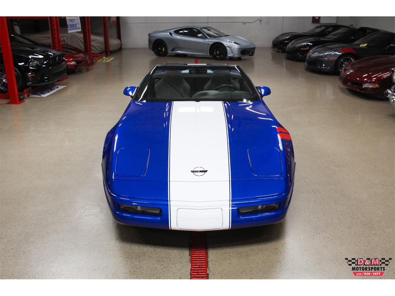Large Picture of '96 Chevrolet Corvette located in Illinois - $44,995.00 - LV9Z