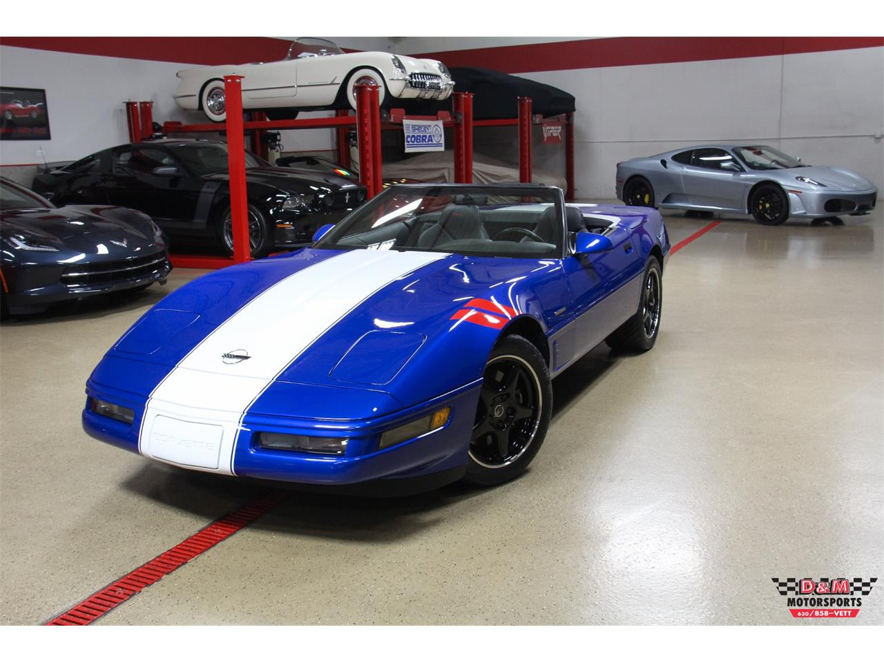 Large Picture of 1996 Chevrolet Corvette located in Glen Ellyn Illinois - LV9Z