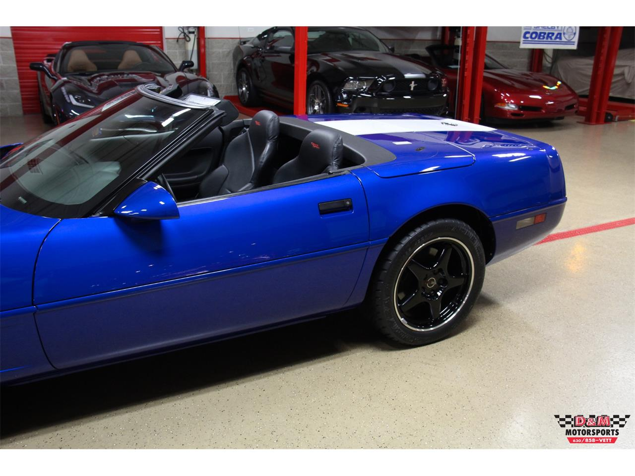 Large Picture of '96 Corvette located in Illinois Offered by D & M Motorsports - LV9Z