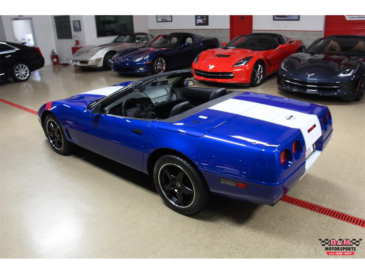 Large Picture of '96 Corvette located in Glen Ellyn Illinois - $44,995.00 - LV9Z