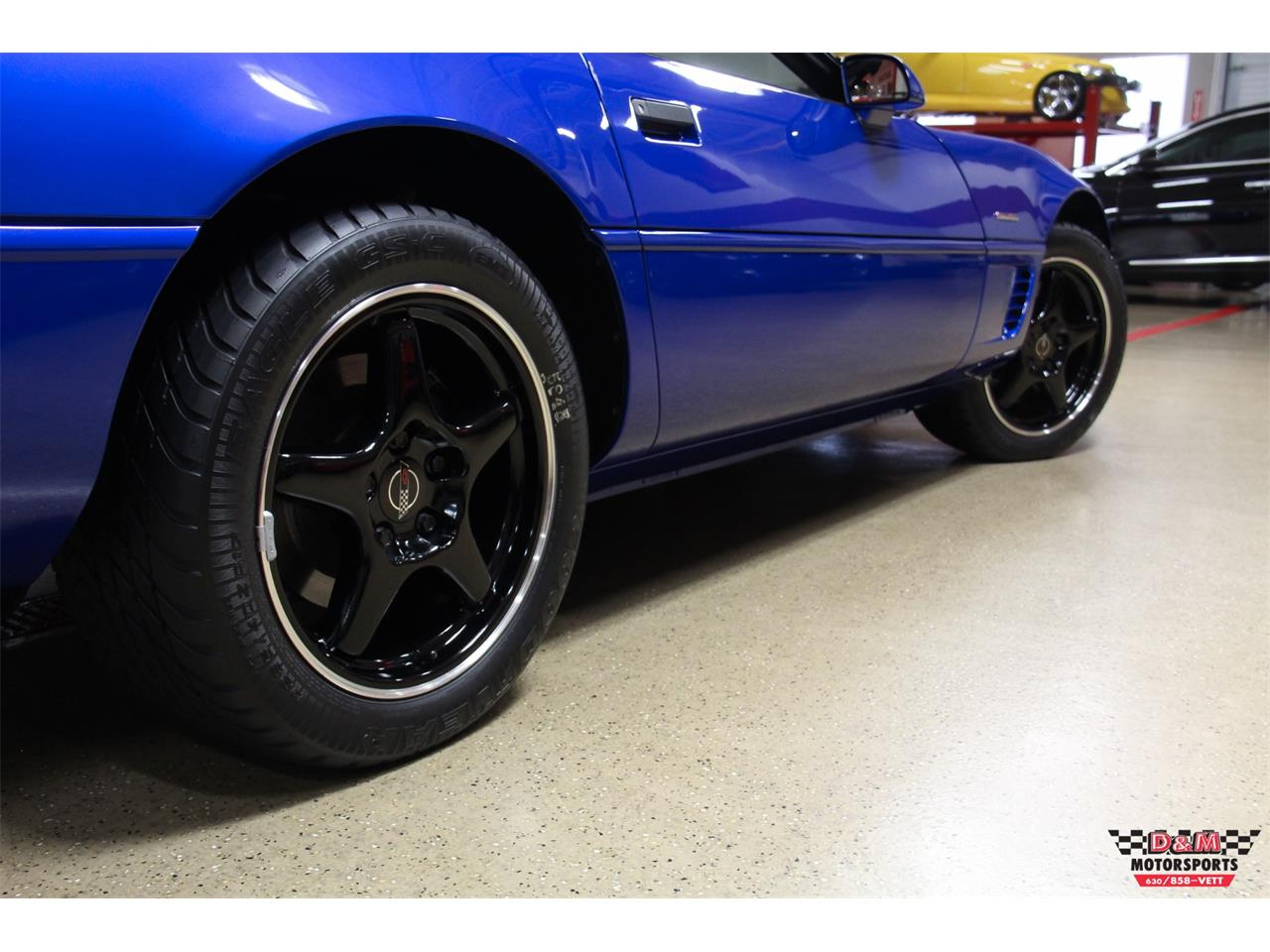Large Picture of 1996 Chevrolet Corvette located in Glen Ellyn Illinois Offered by D & M Motorsports - LV9Z