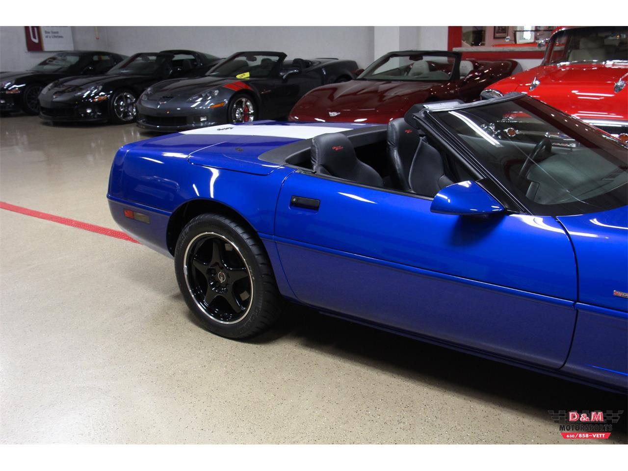 Large Picture of 1996 Chevrolet Corvette - LV9Z