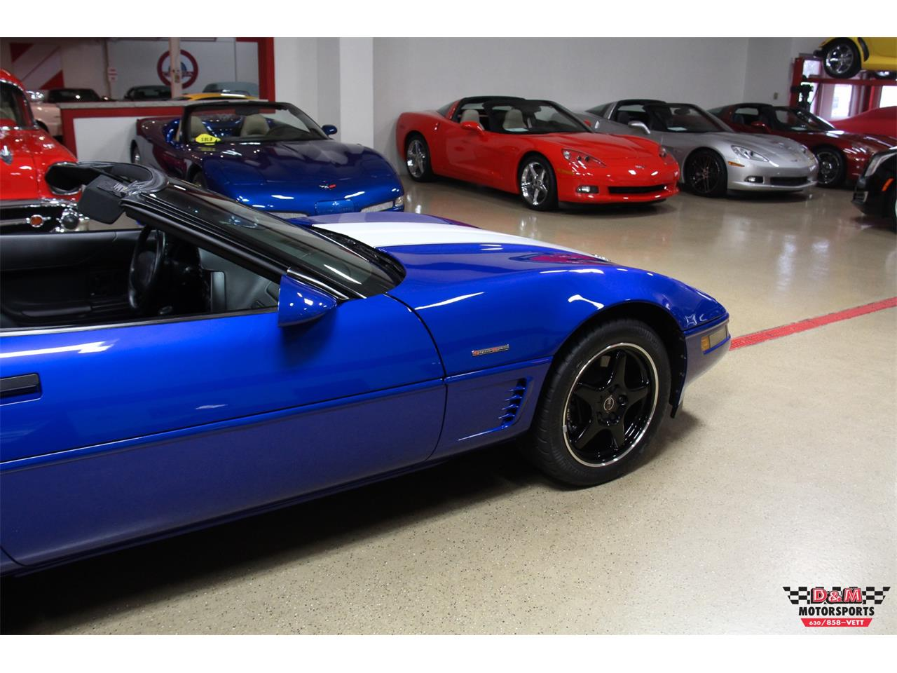 Large Picture of '96 Corvette Offered by D & M Motorsports - LV9Z