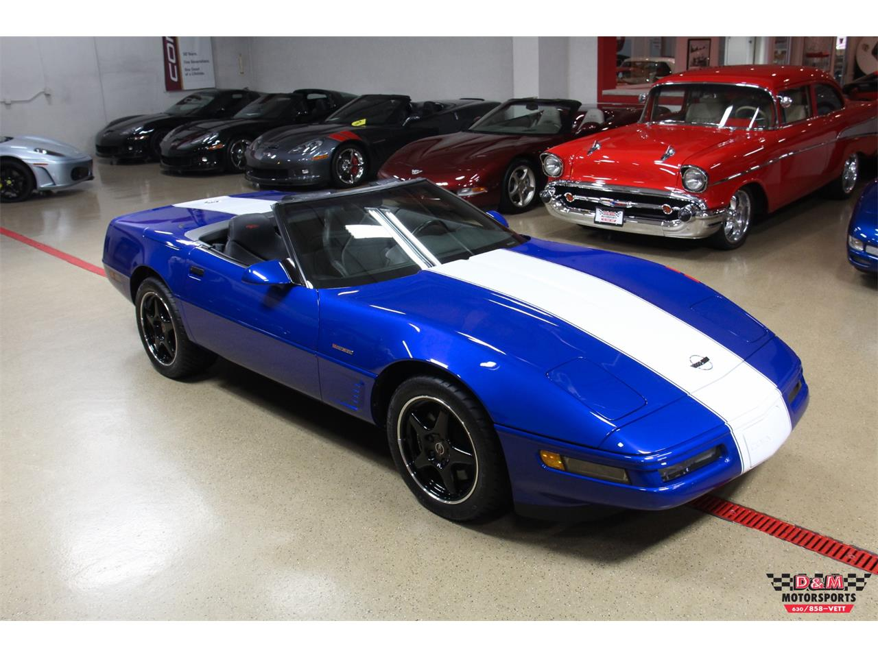 Large Picture of '96 Chevrolet Corvette - $44,995.00 - LV9Z