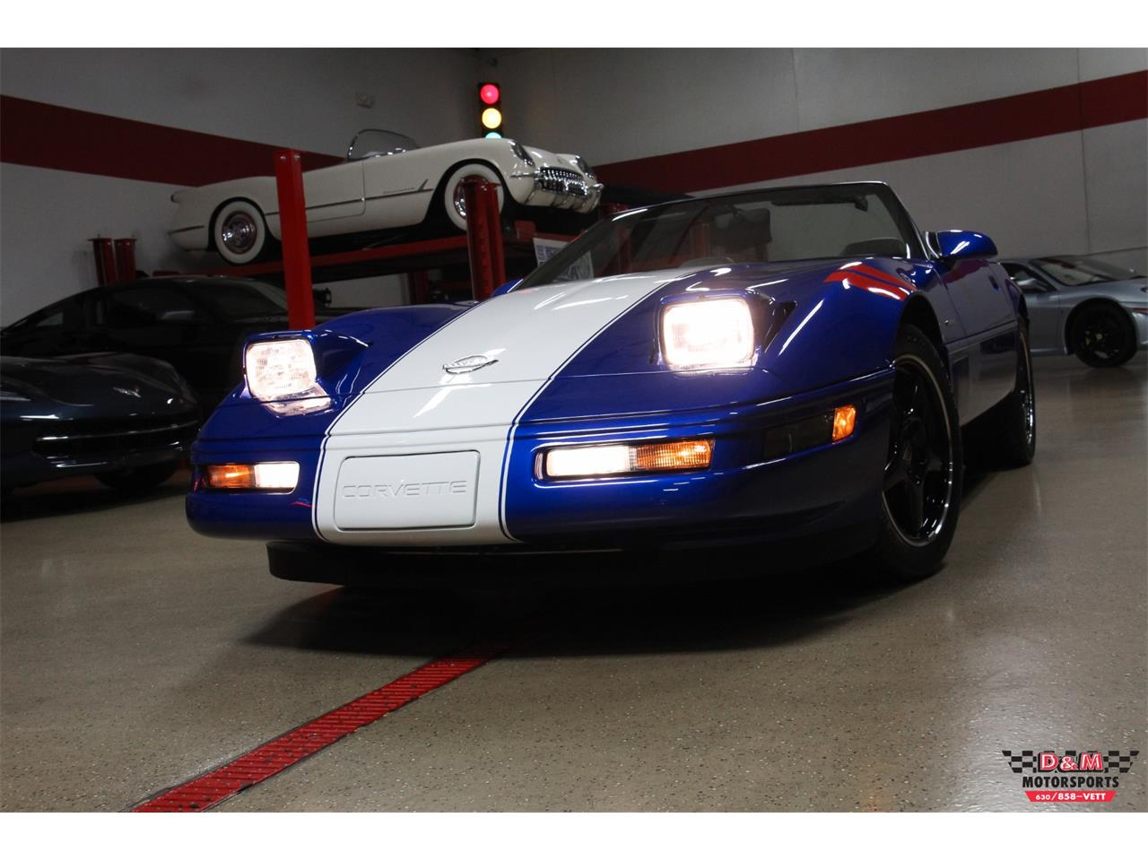 Large Picture of 1996 Corvette - LV9Z