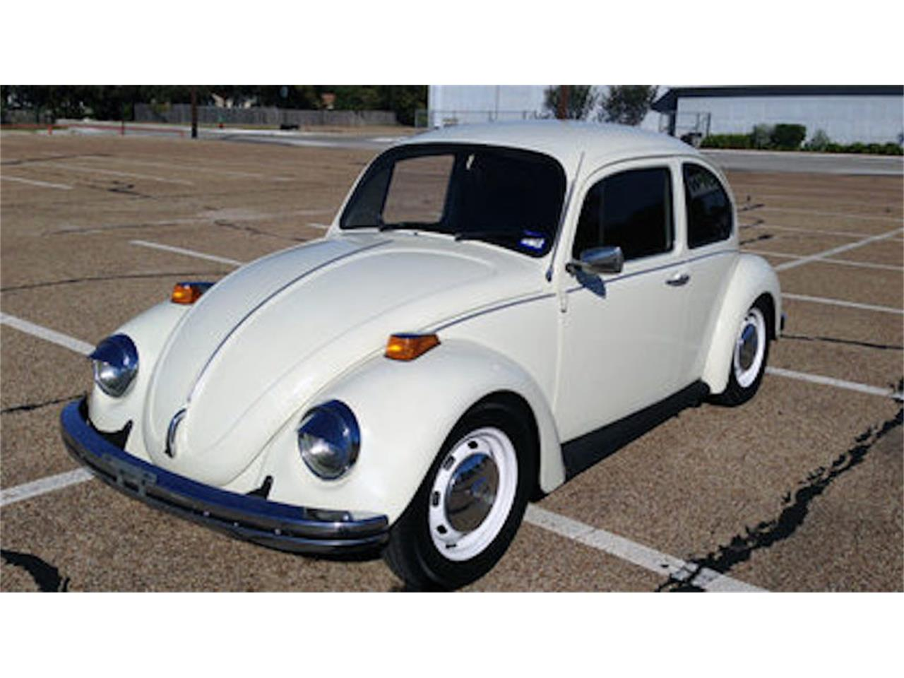Large Picture of '73 Beetle - LXFR