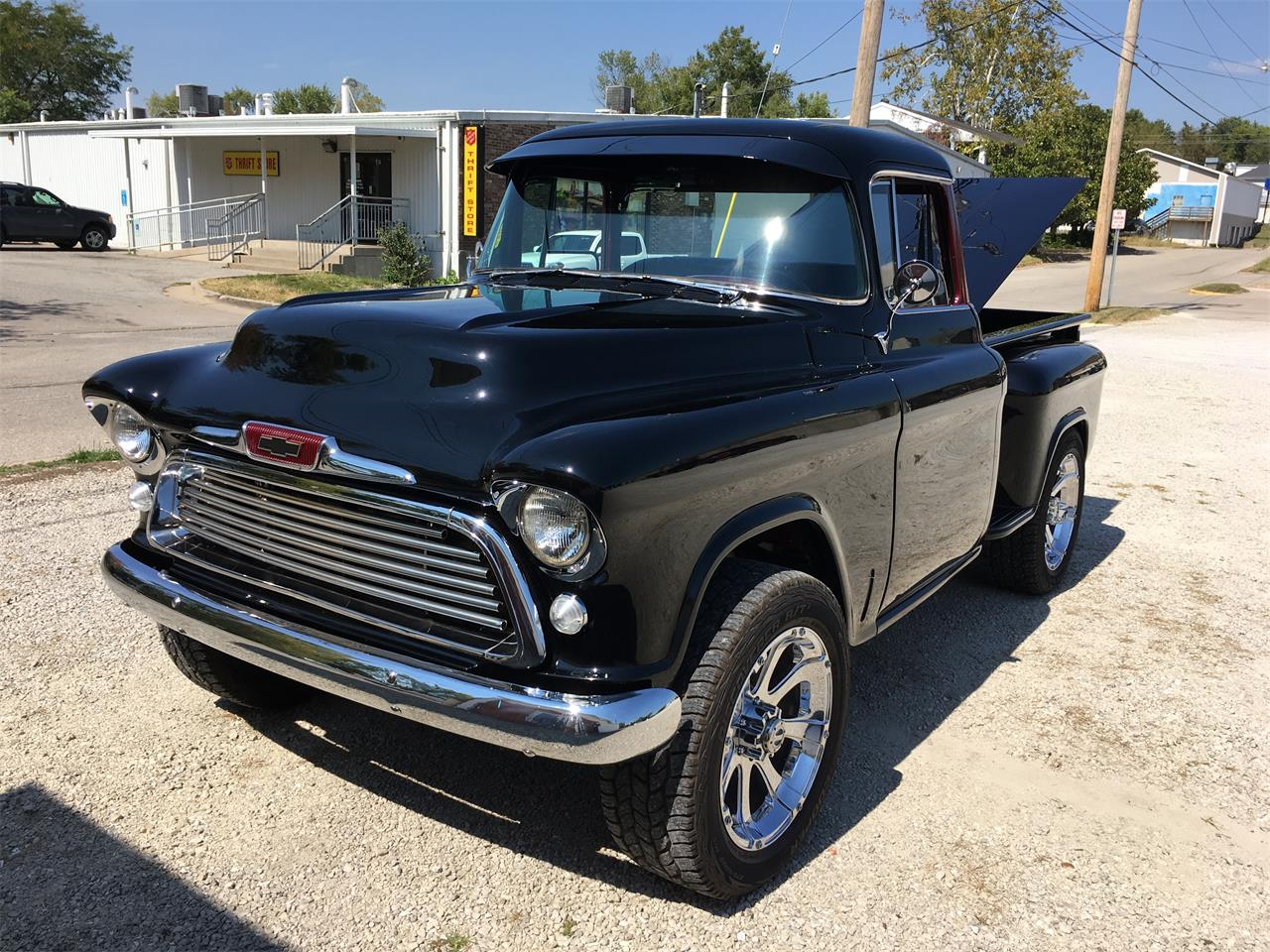 1957 chevrolet pickup for sale | classiccars | cc-1023134