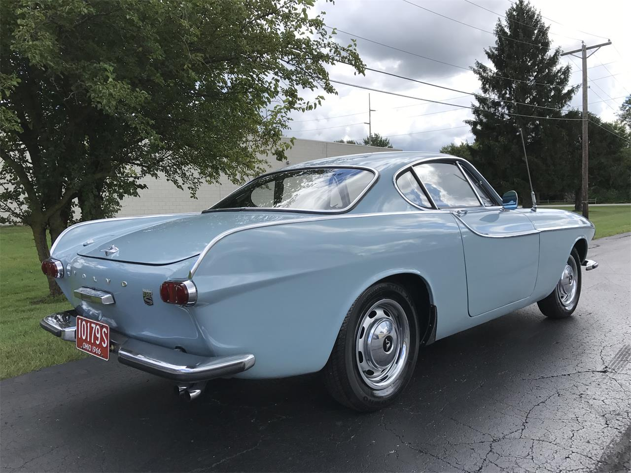 Large Picture of 1966 Volvo 1800S Offered by Central Classic Cars - LXGI