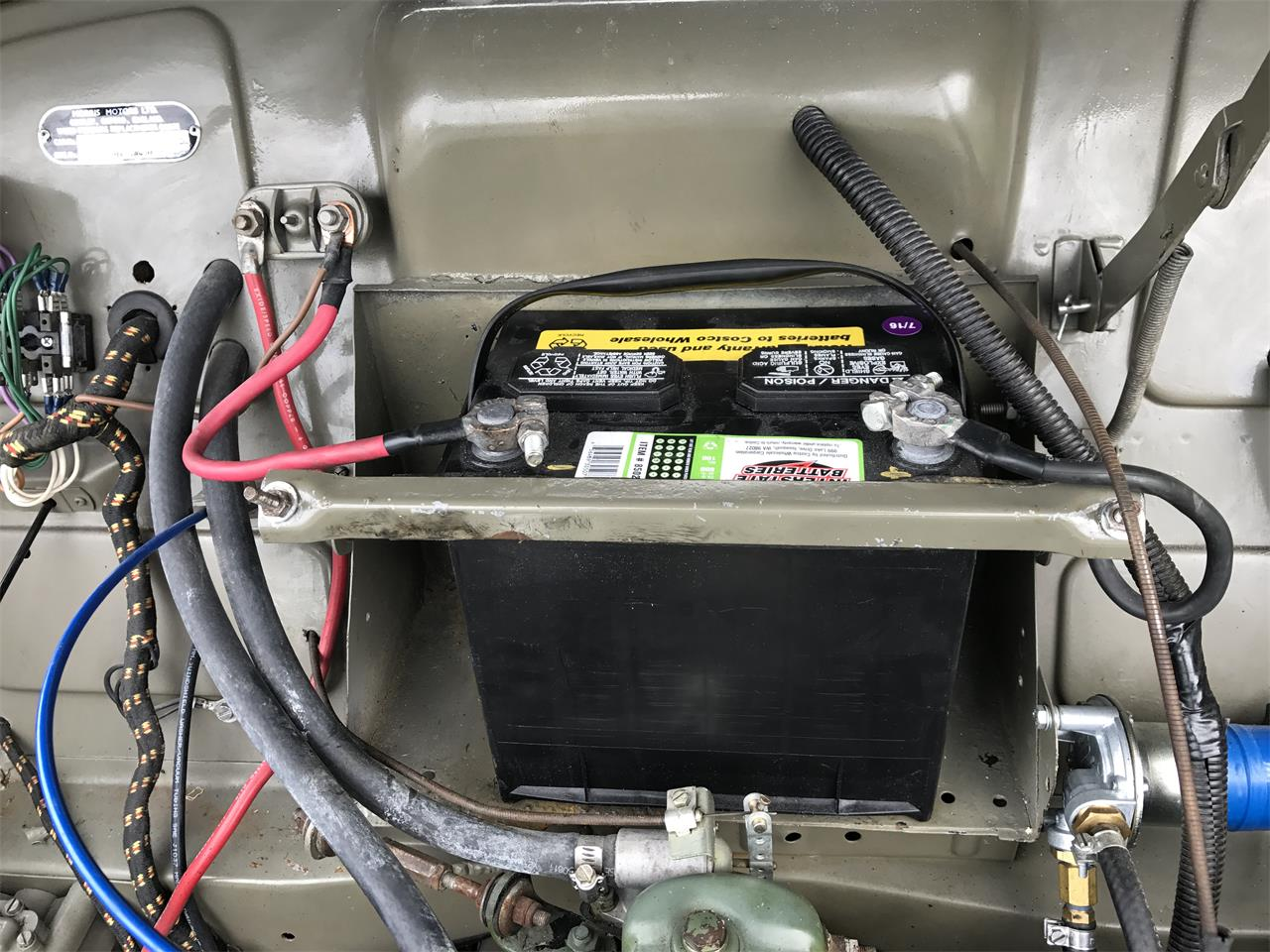 1963 Morris Minor 1000 2Dr Traveler for Sale   ClassicCars.com   CC ...