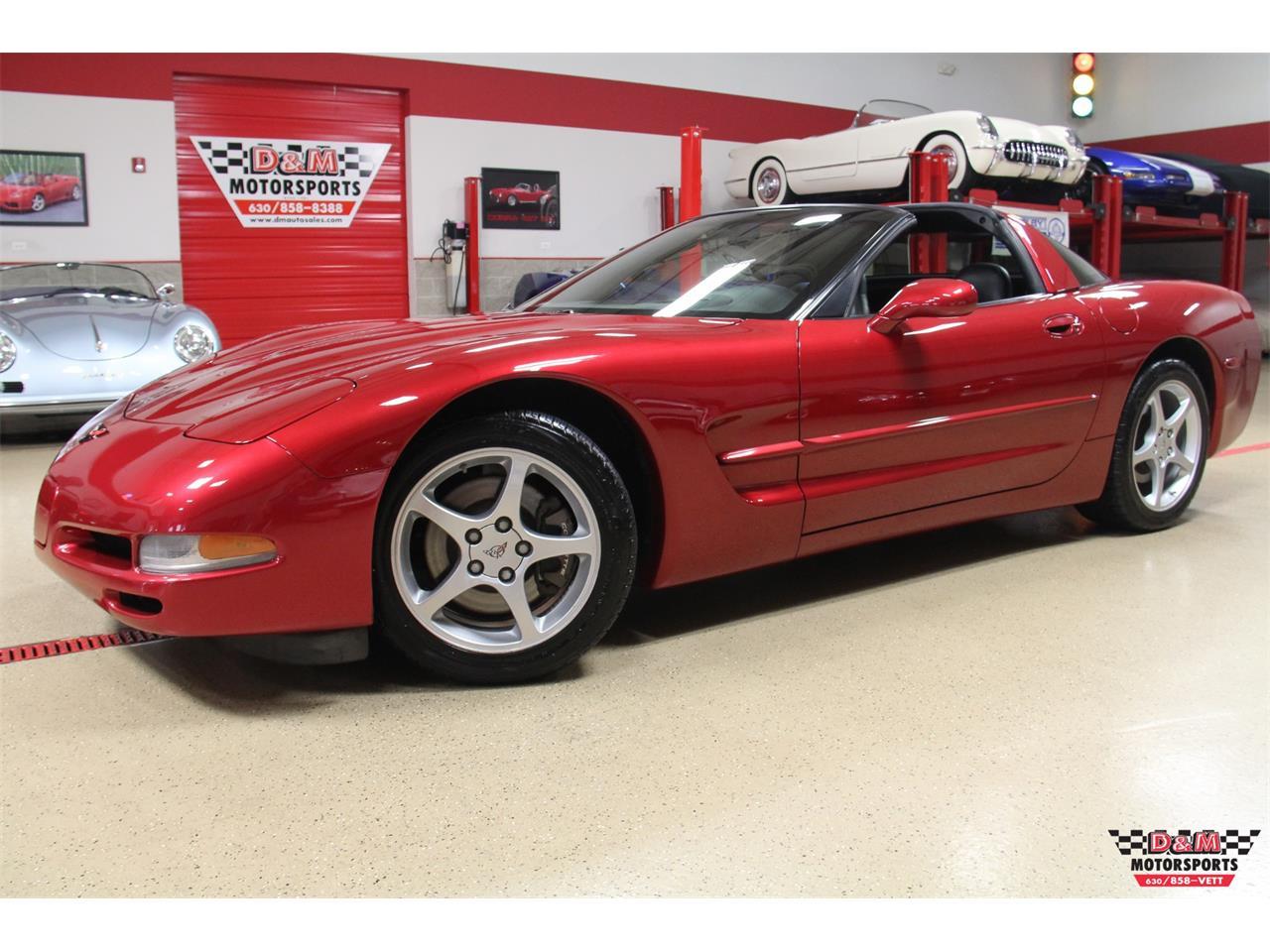 Large Picture of 2000 Chevrolet Corvette located in Illinois - LVA3