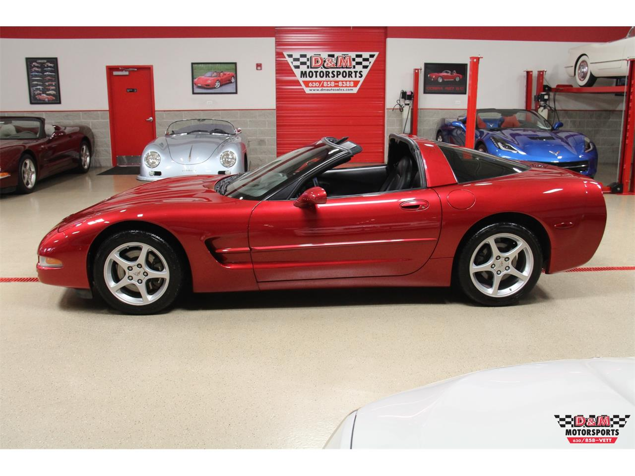 Large Picture of 2000 Corvette located in Glen Ellyn Illinois - $15,995.00 - LVA3