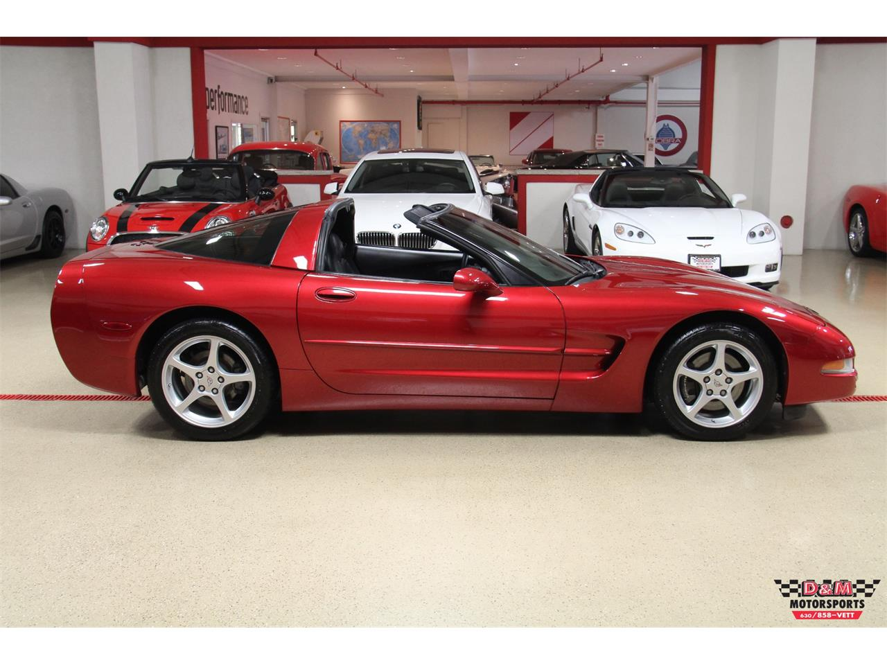 Large Picture of '00 Corvette located in Illinois - $15,995.00 Offered by D & M Motorsports - LVA3
