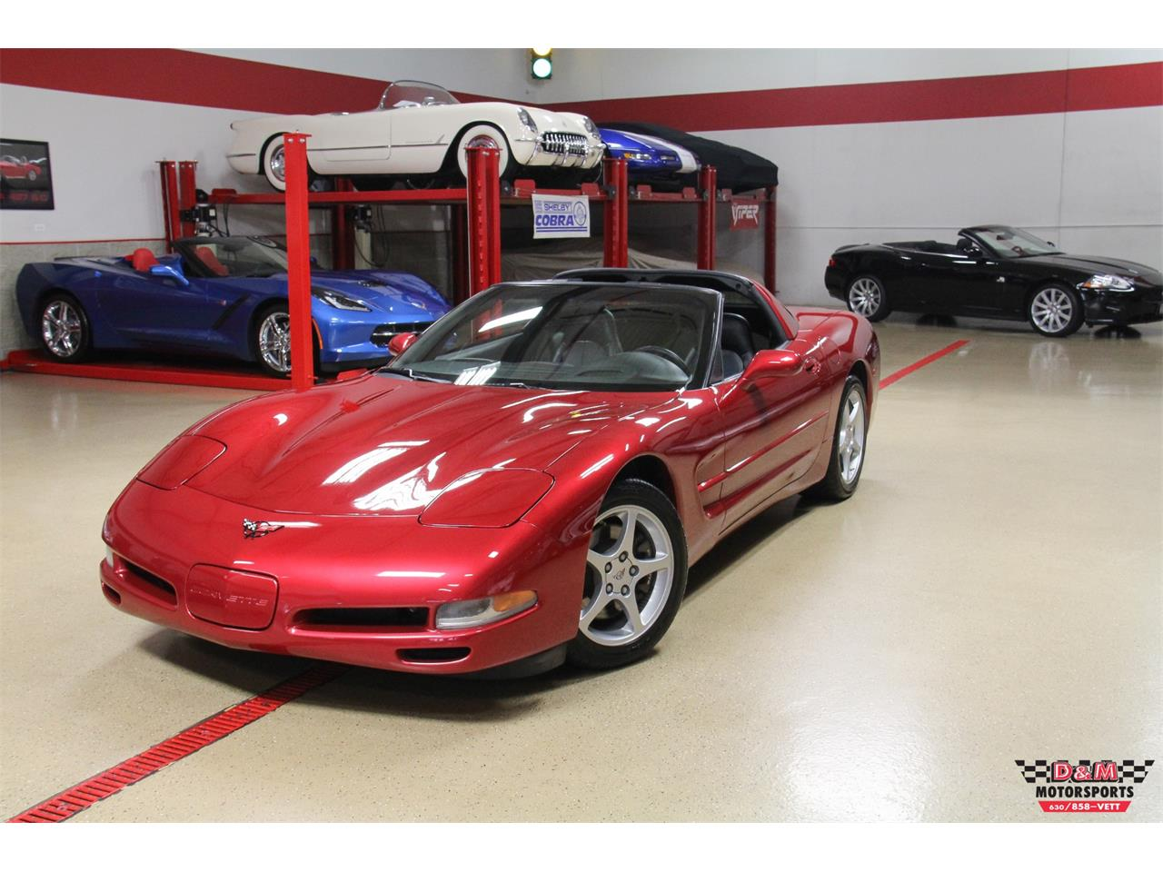 Large Picture of 2000 Corvette located in Glen Ellyn Illinois - $15,995.00 Offered by D & M Motorsports - LVA3