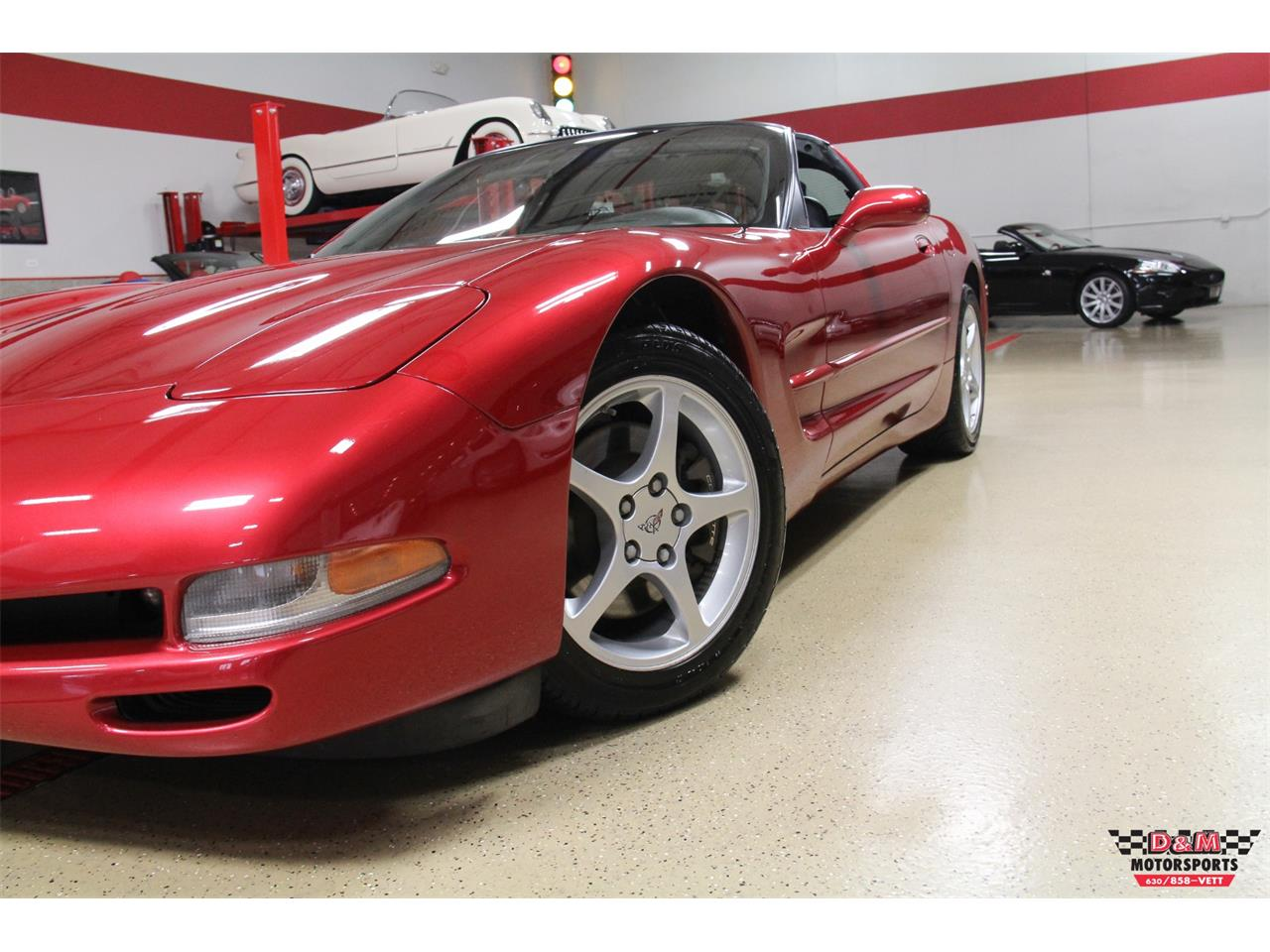 Large Picture of '00 Corvette Offered by D & M Motorsports - LVA3