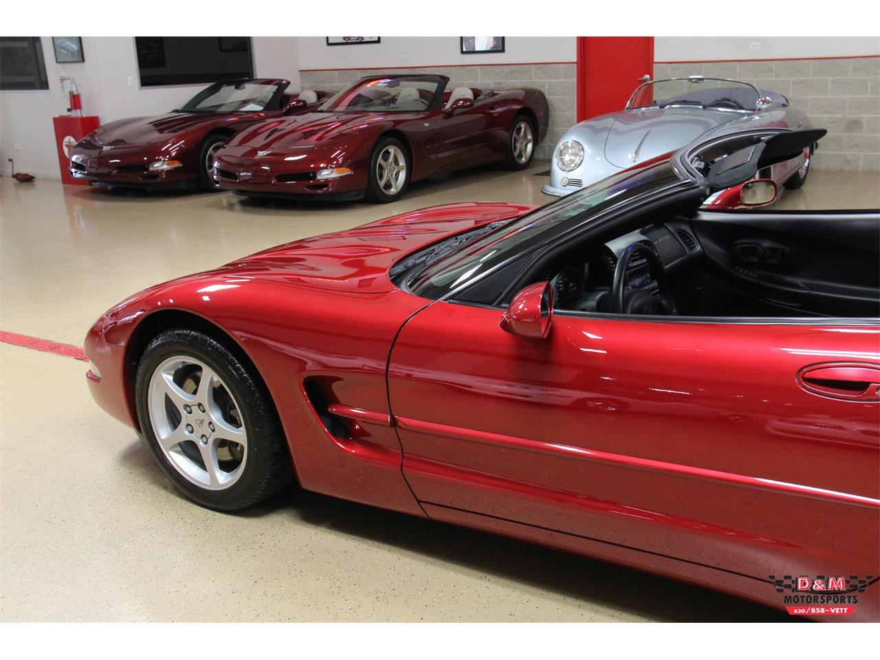 Large Picture of 2000 Chevrolet Corvette Offered by D & M Motorsports - LVA3