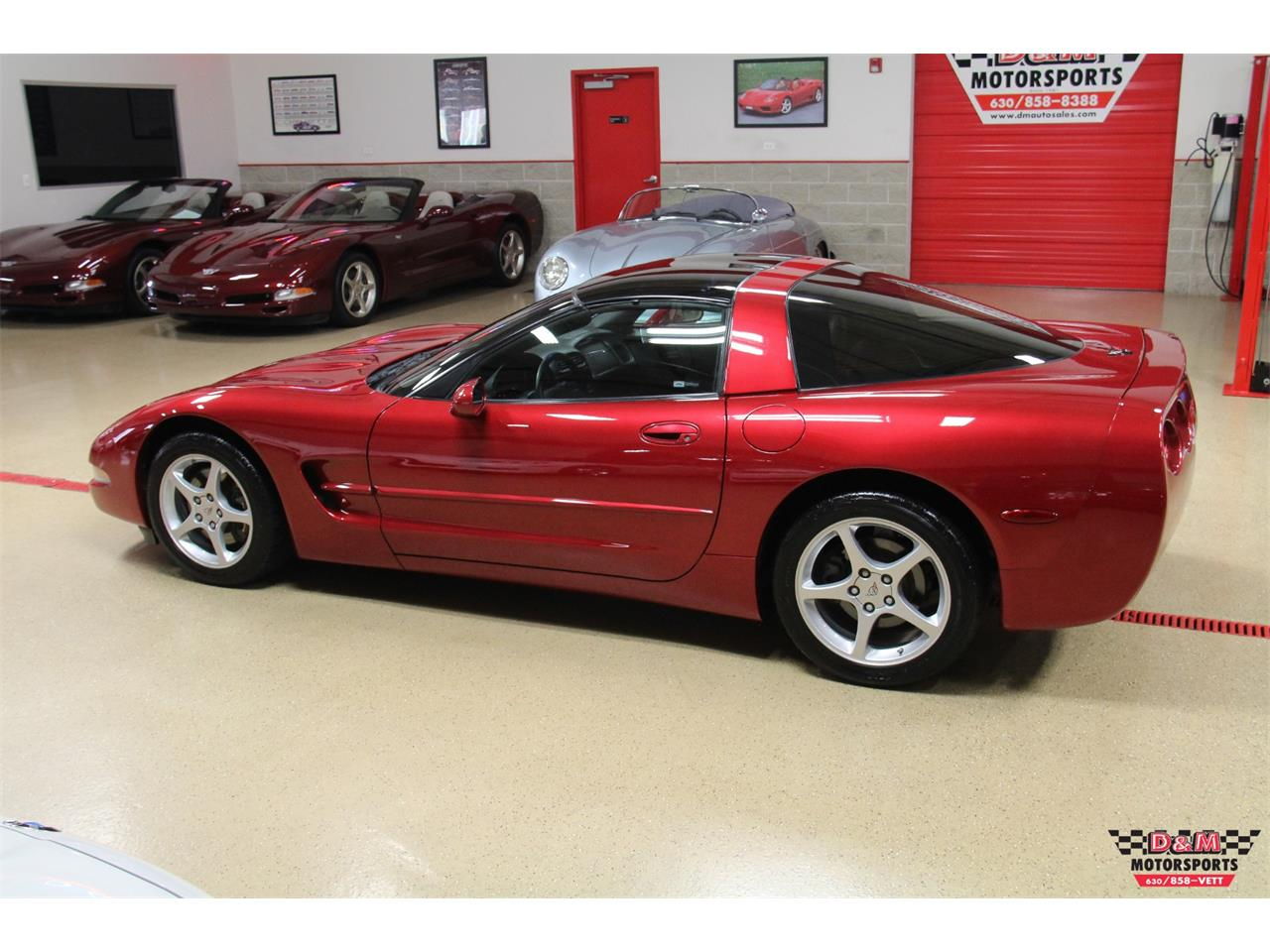 Large Picture of '00 Corvette located in Glen Ellyn Illinois - $15,995.00 Offered by D & M Motorsports - LVA3