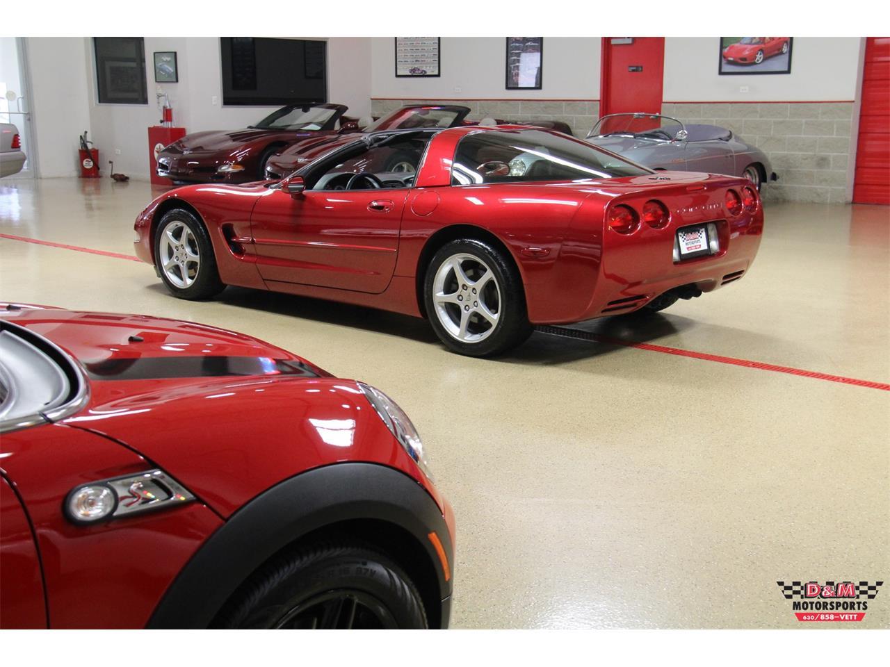 Large Picture of '00 Corvette located in Illinois - LVA3