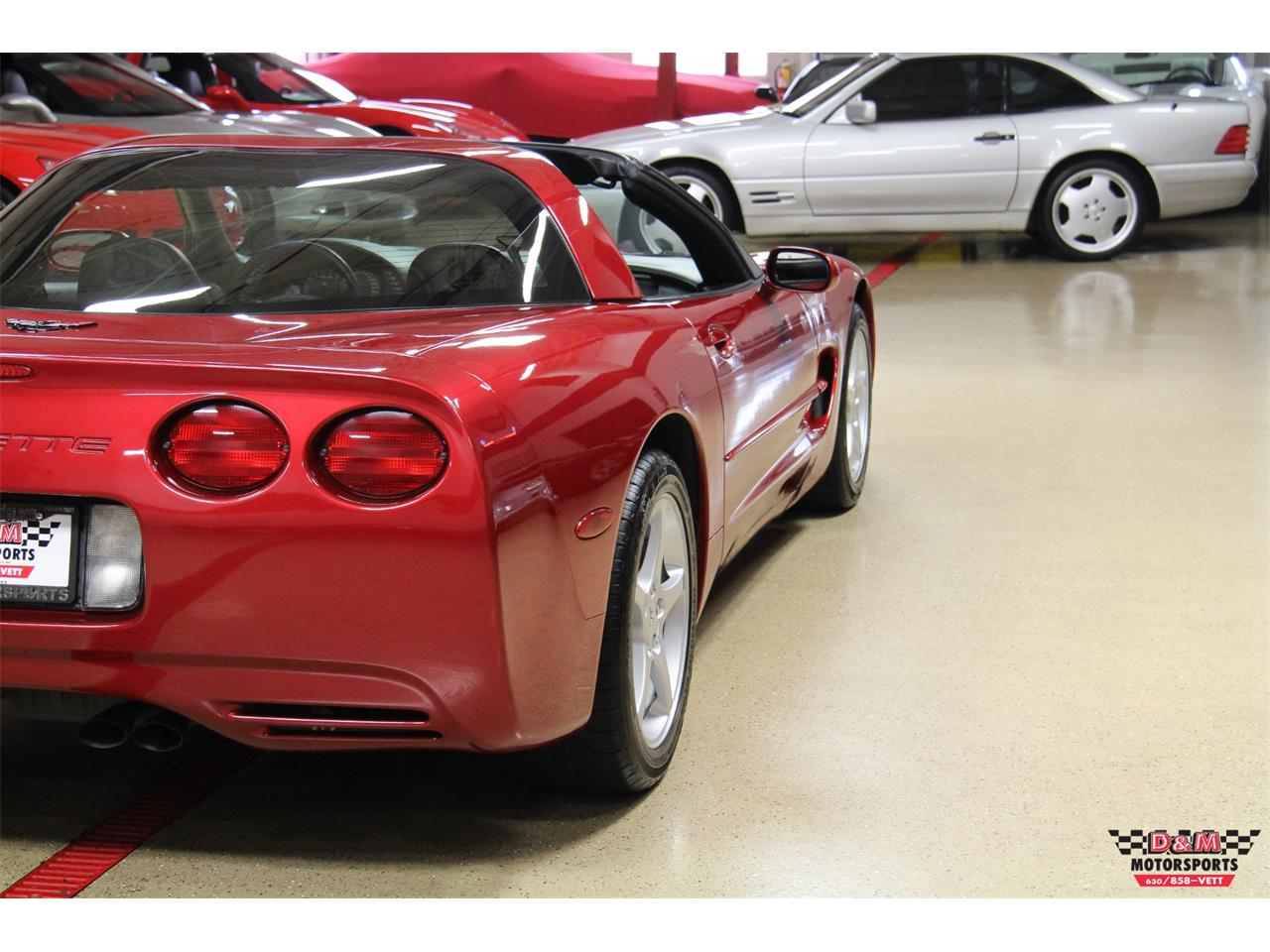 Large Picture of 2000 Corvette located in Illinois - LVA3