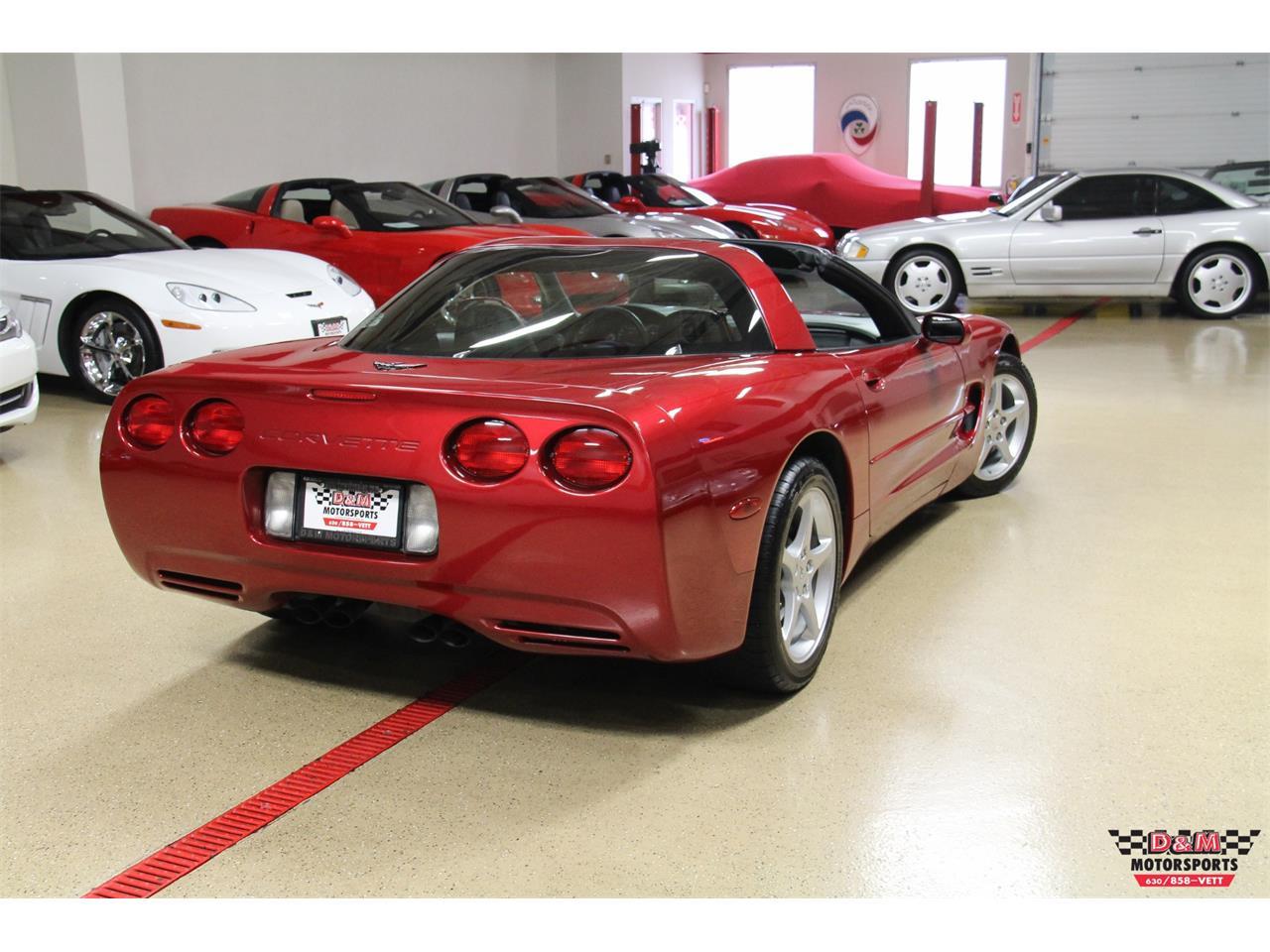 Large Picture of '00 Chevrolet Corvette - LVA3