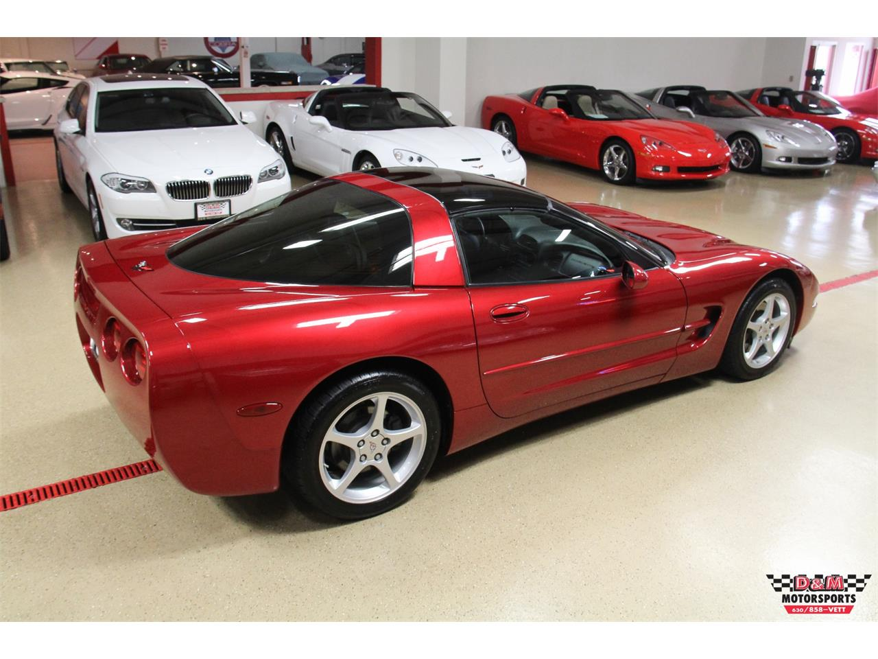Large Picture of 2000 Corvette located in Illinois Offered by D & M Motorsports - LVA3