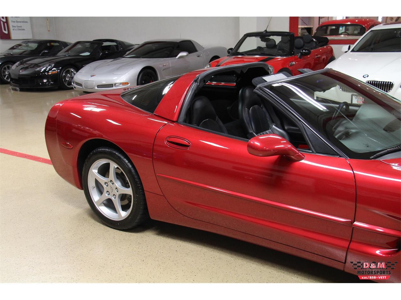 Large Picture of 2000 Chevrolet Corvette - LVA3