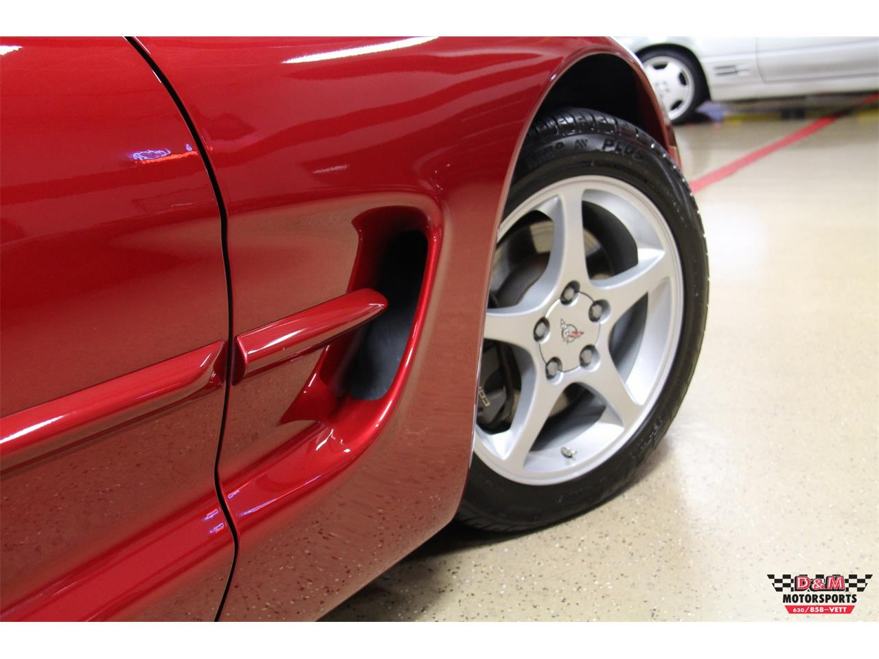 Large Picture of '00 Chevrolet Corvette located in Illinois Offered by D & M Motorsports - LVA3