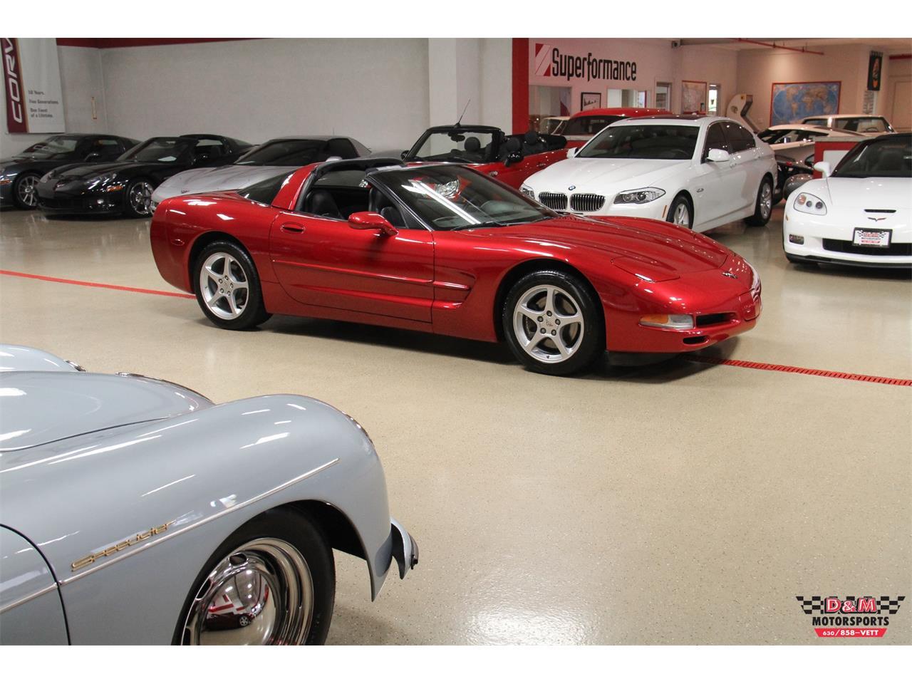 Large Picture of 2000 Corvette located in Illinois - $15,995.00 - LVA3