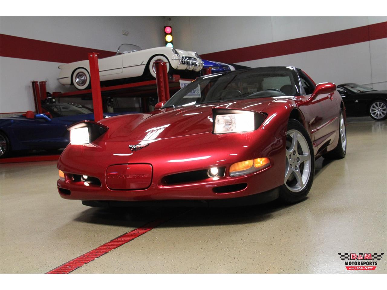 Large Picture of 2000 Corvette Offered by D & M Motorsports - LVA3