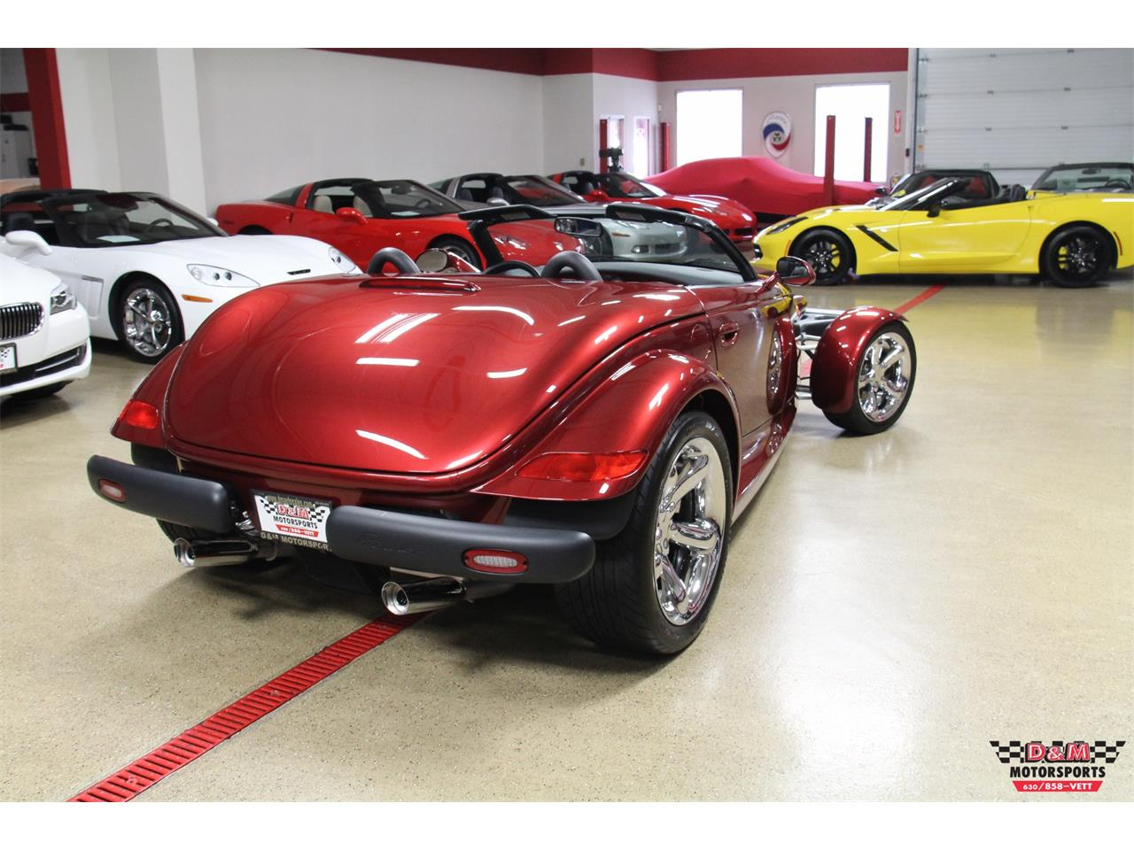 Large Picture of '02 Prowler - LVA6