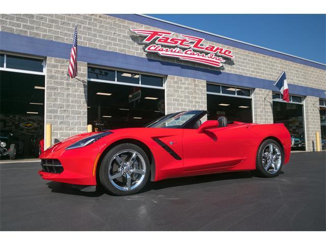 Picture of '14 Corvette - LXHP
