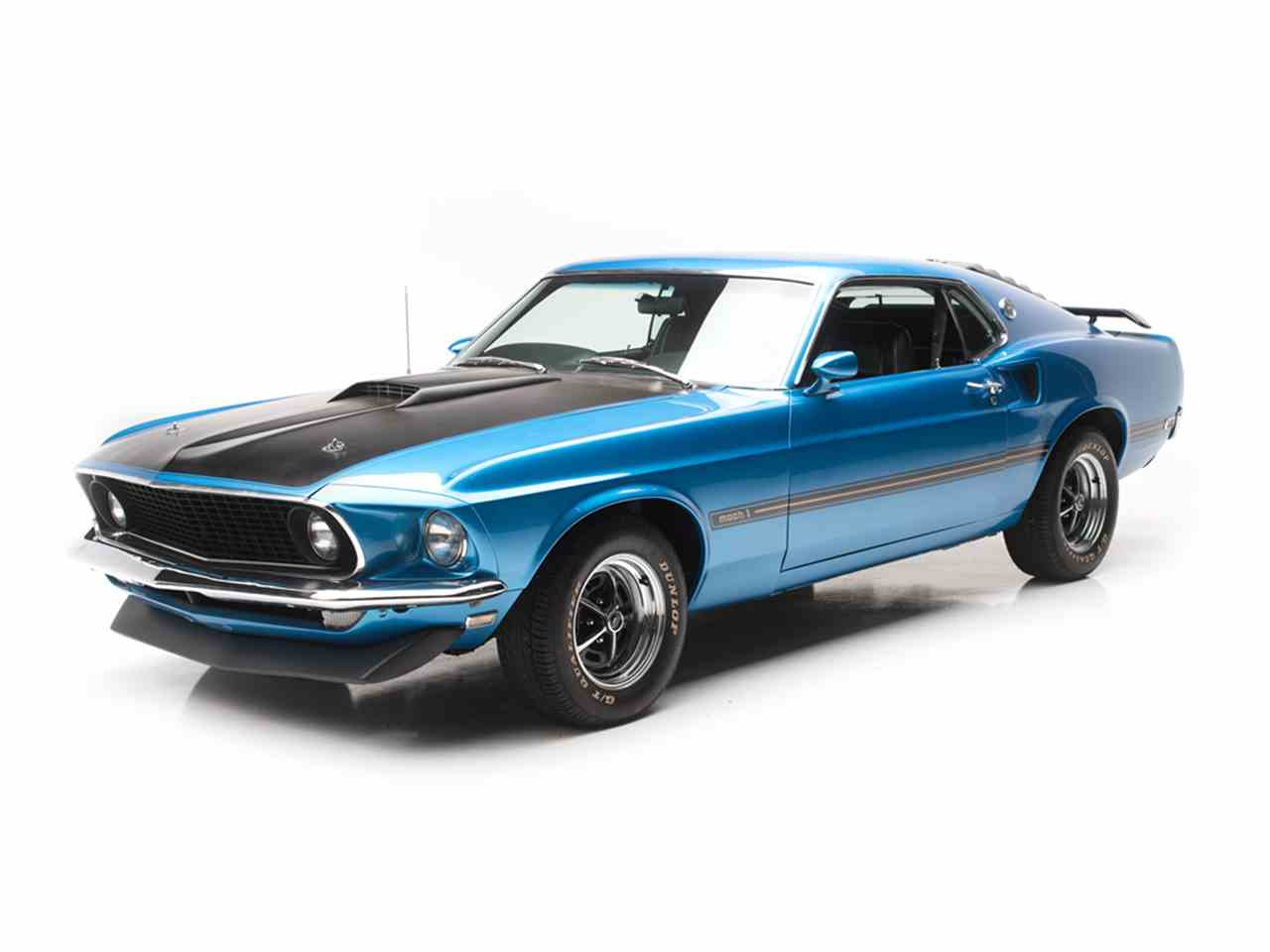 1969 Ford Mustang Mach 1 for Sale | ClassicCars.com | CC-1023195