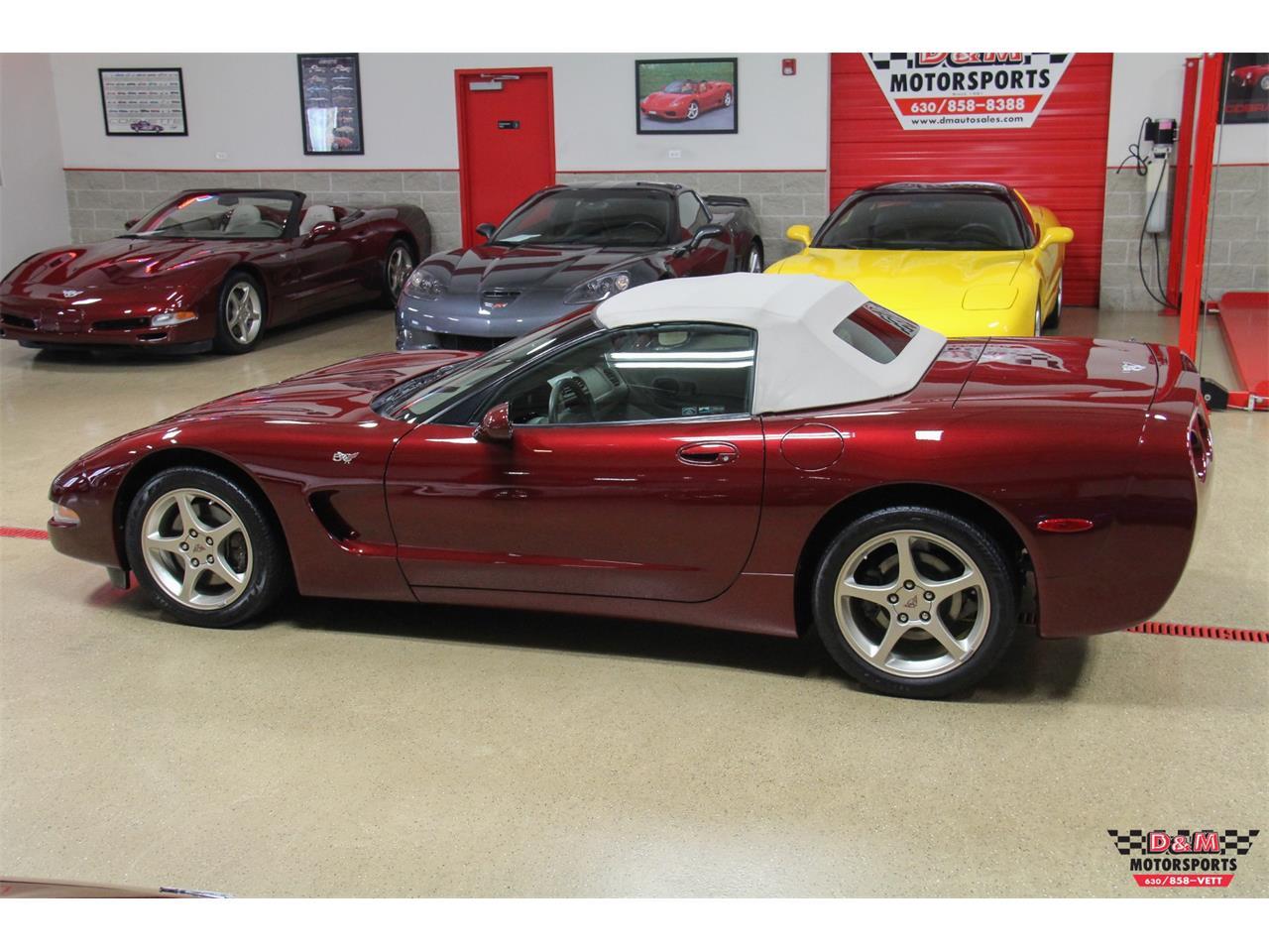 Large Picture of '03 Corvette - LVA9