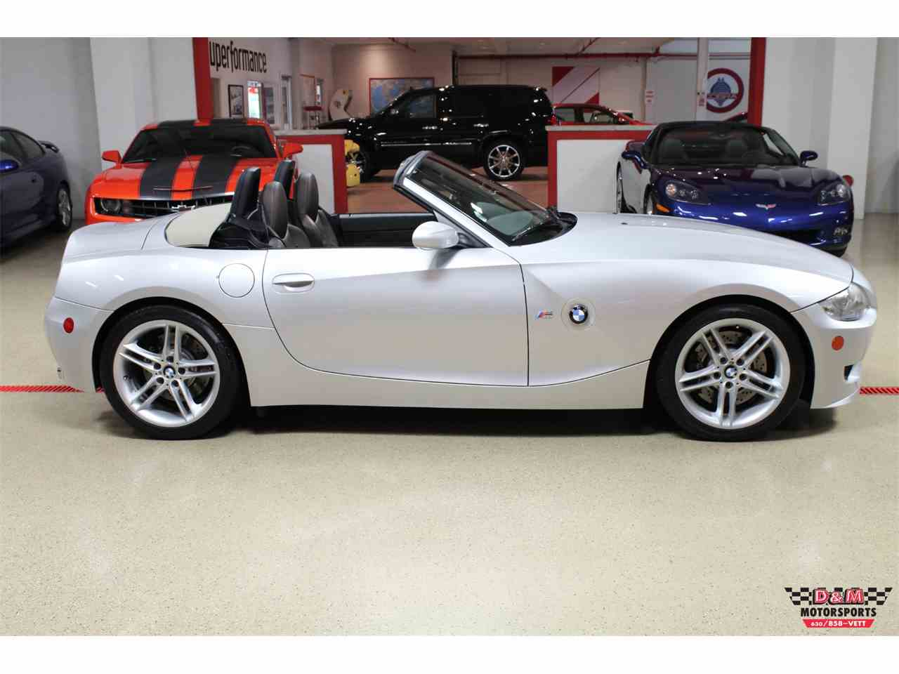 Large Picture of '06 Z4 - LVAC