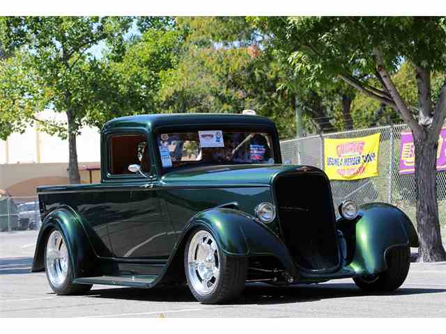 Picture of '34 Pickup - LXKD