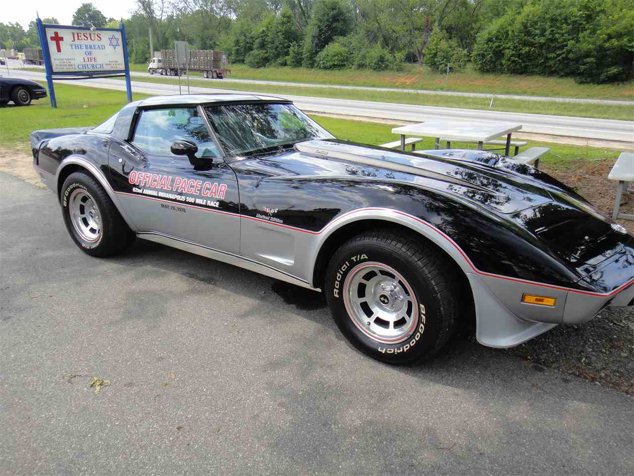 1978 chevrolet corvette for sale cc 1023286. Black Bedroom Furniture Sets. Home Design Ideas