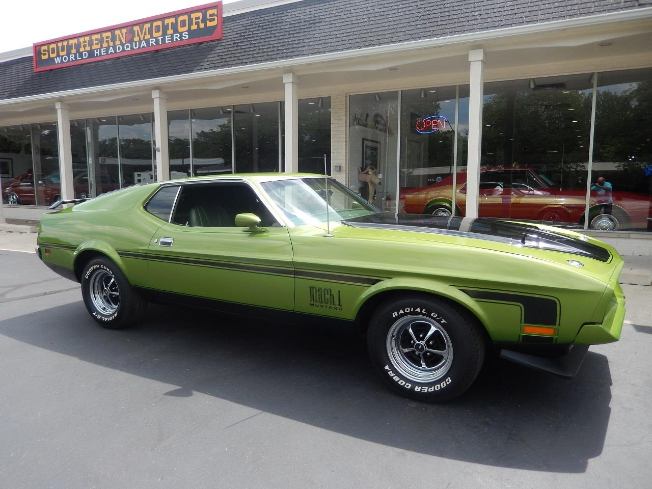 Large picture of 72 mustang mach 1 lxko