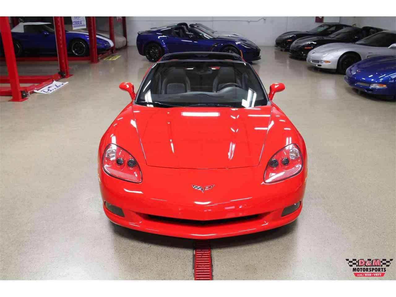 Large Picture of '10 Corvette - LVAI
