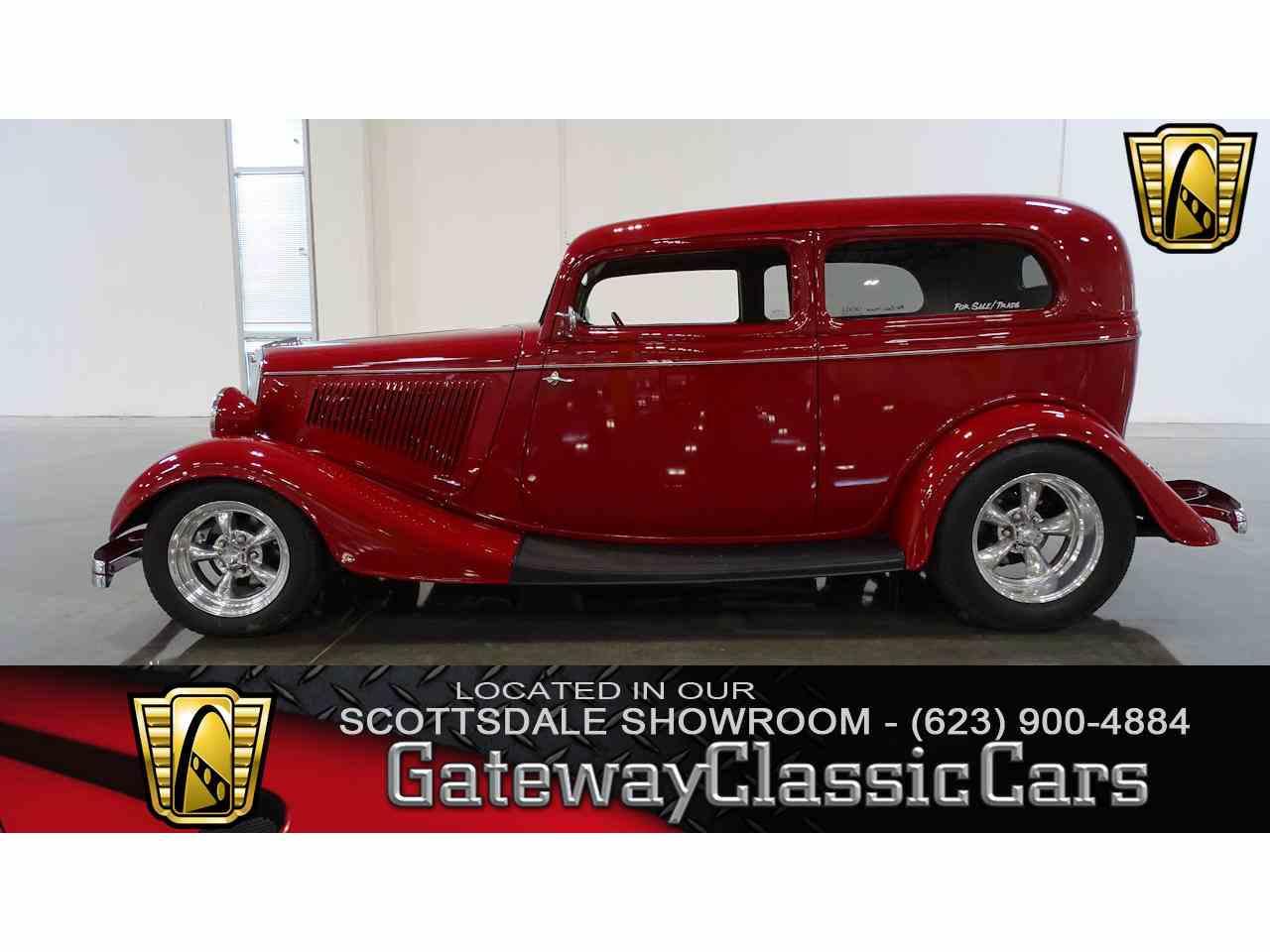 1934 Ford Tudor for Sale | ClassicCars.com | CC-1023307