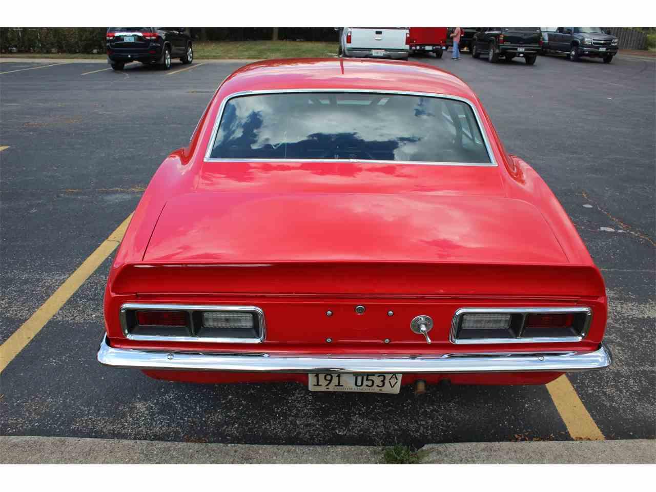 1968 Chevrolet Camaro for Sale | ClassicCars.com | CC-1023325