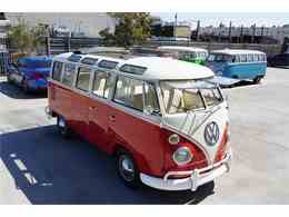 Picture of Classic '66 Volkswagen Bus located in Los Angeles California Offered by a Private Seller - LXMU
