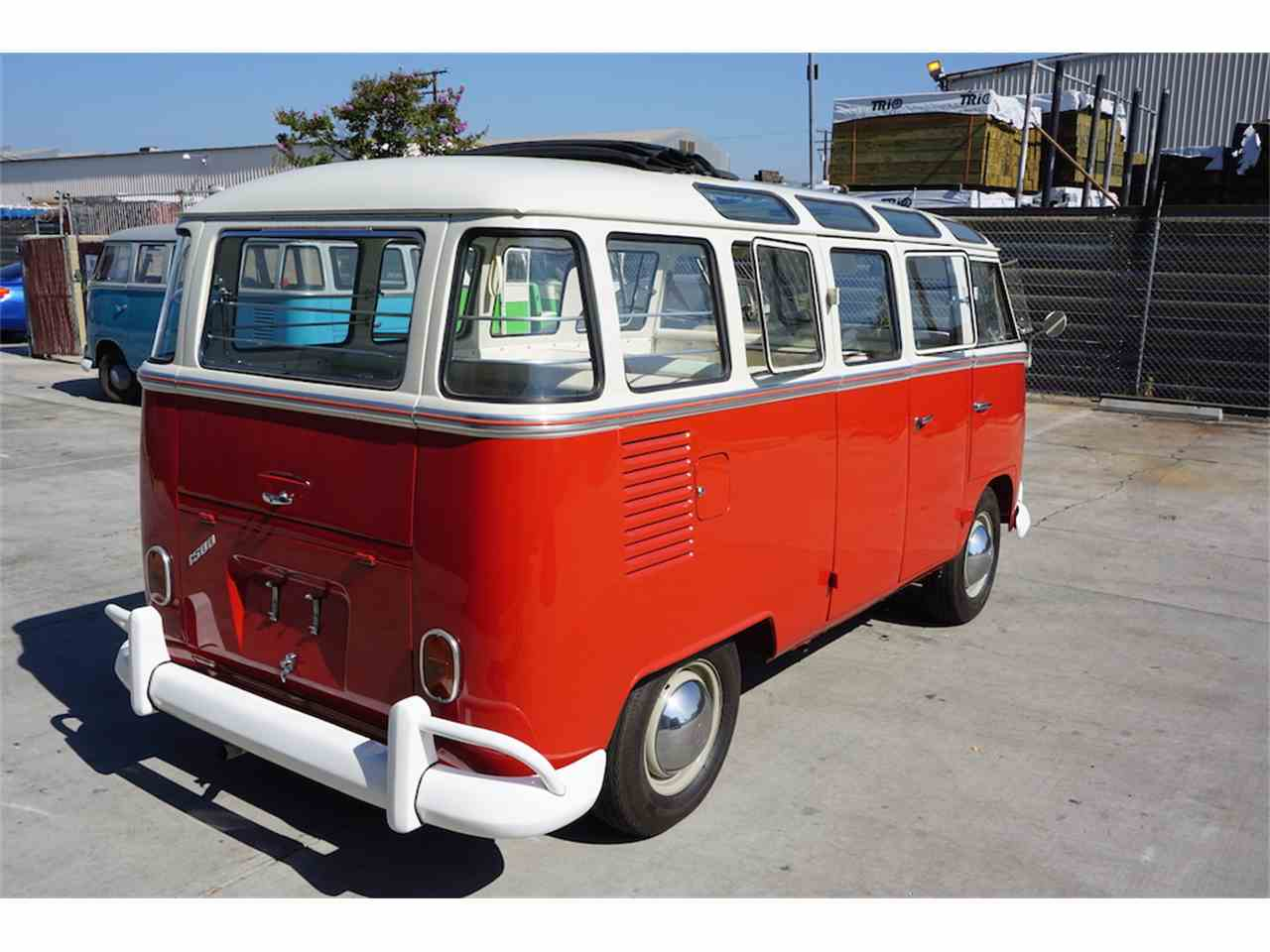 Large Picture of Classic '66 Bus located in California - $60,000.00 Offered by a Private Seller - LXMU
