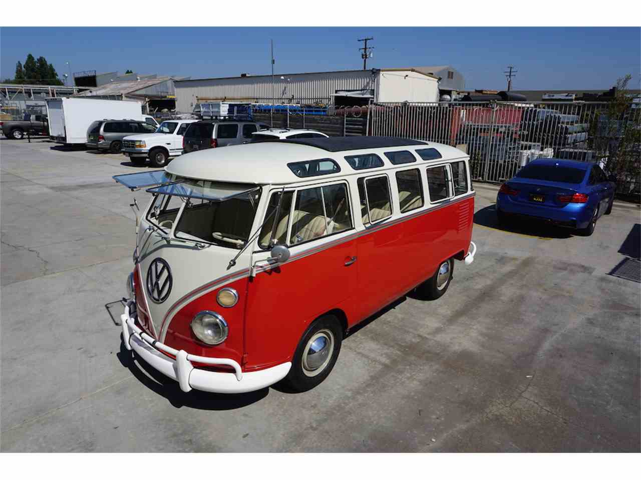 Large Picture of Classic '66 Volkswagen Bus located in California Offered by a Private Seller - LXMU
