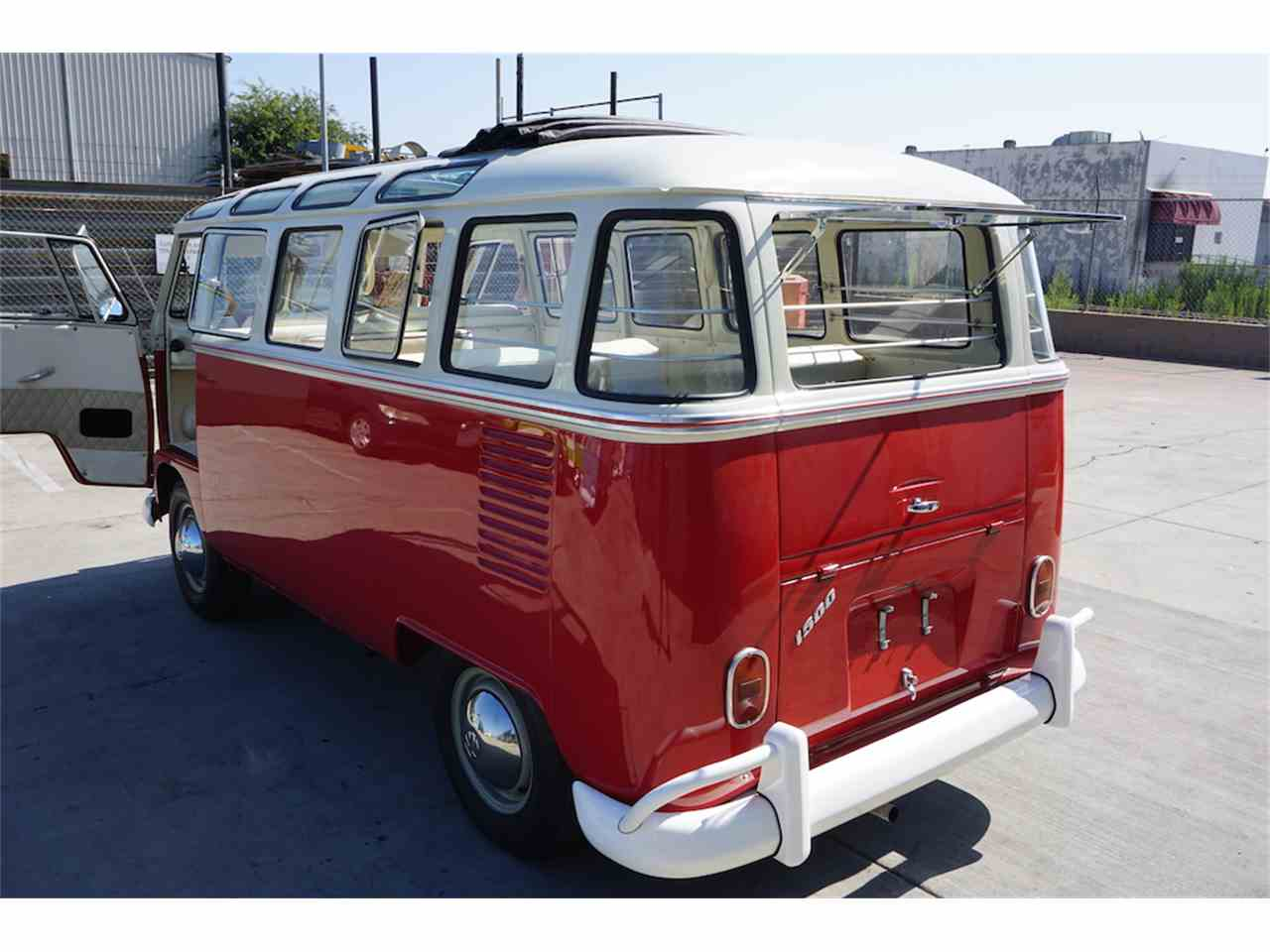 Large Picture of Classic 1966 Bus located in Los Angeles California Offered by a Private Seller - LXMU