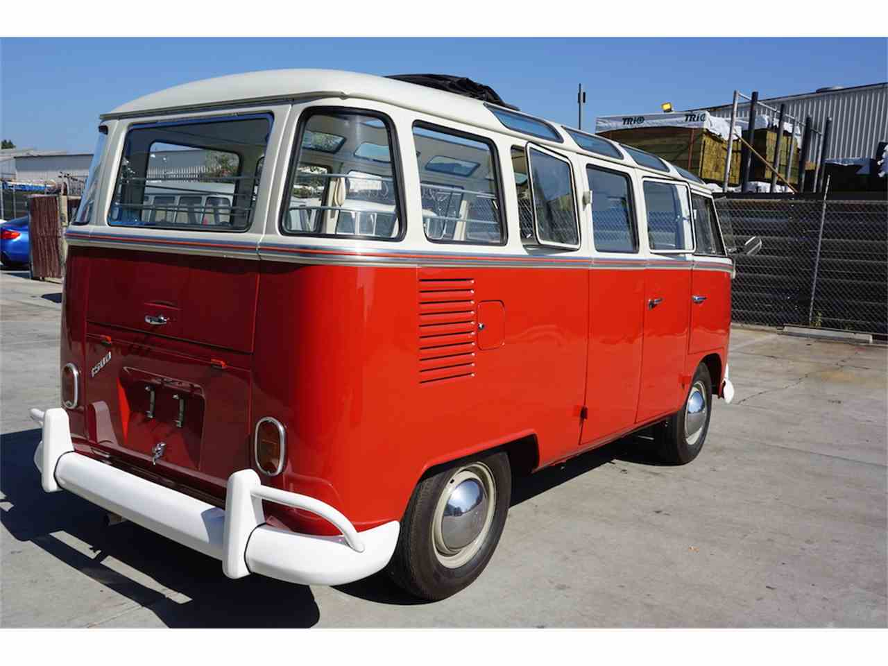 Large Picture of Classic 1966 Volkswagen Bus located in Los Angeles California - $60,000.00 Offered by a Private Seller - LXMU