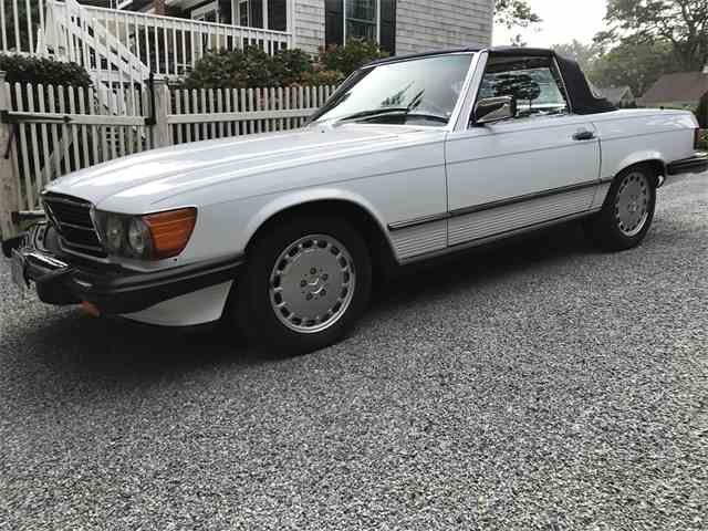 Picture of '87 560SL - LXMV