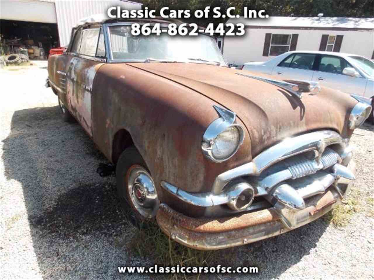 1954 Packard Deluxe for Sale | ClassicCars.com | CC-1023378