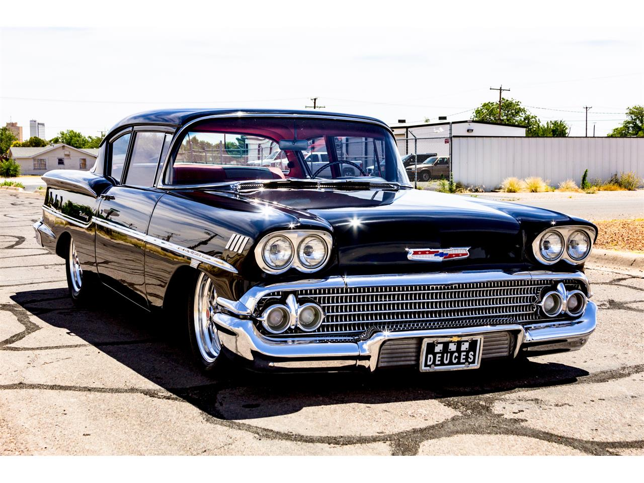 Large Picture of '58 Del Ray - LVAQ