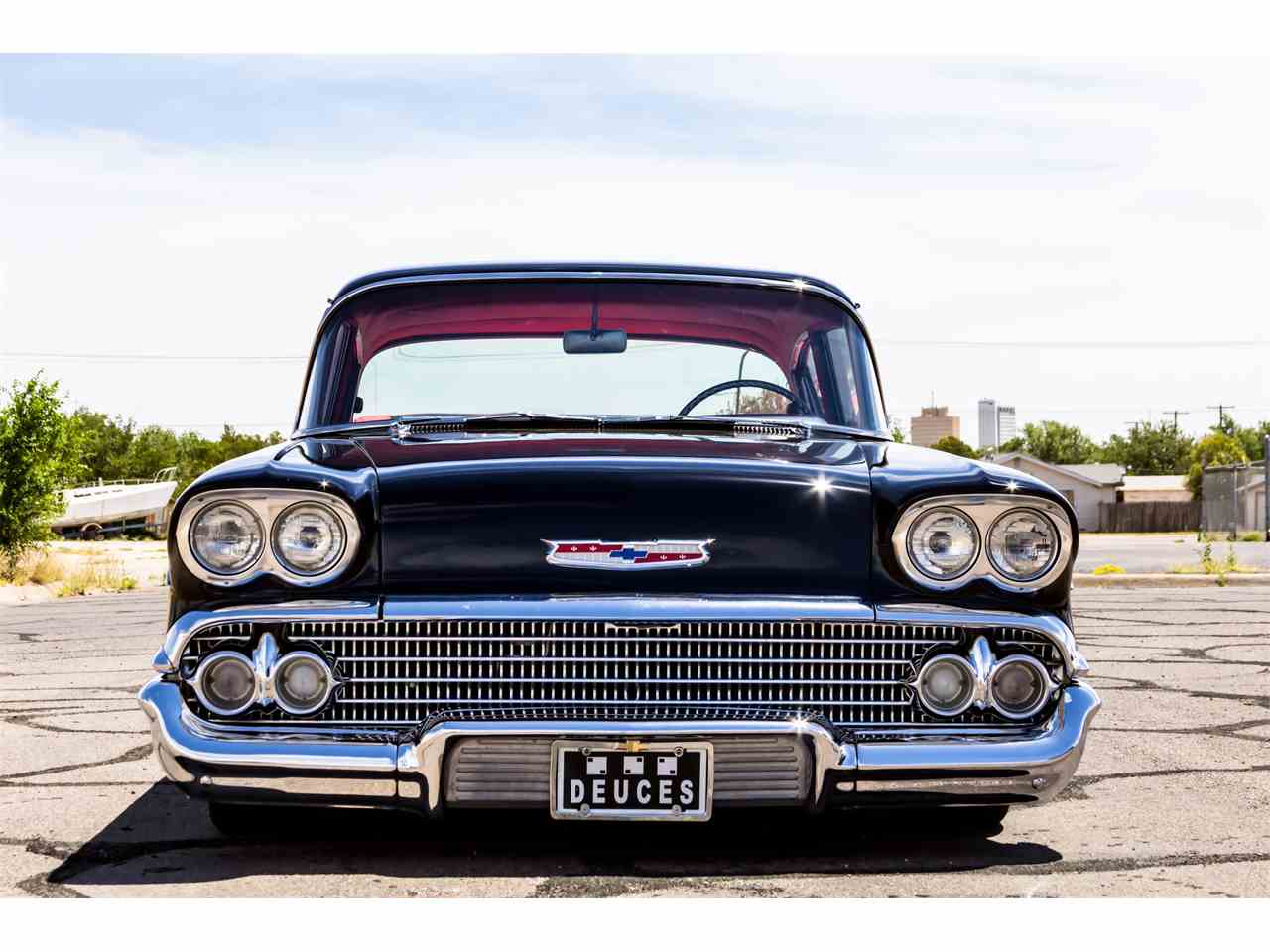 Large Picture of 1958 Chevrolet Del Ray - $41,500.00 - LVAQ
