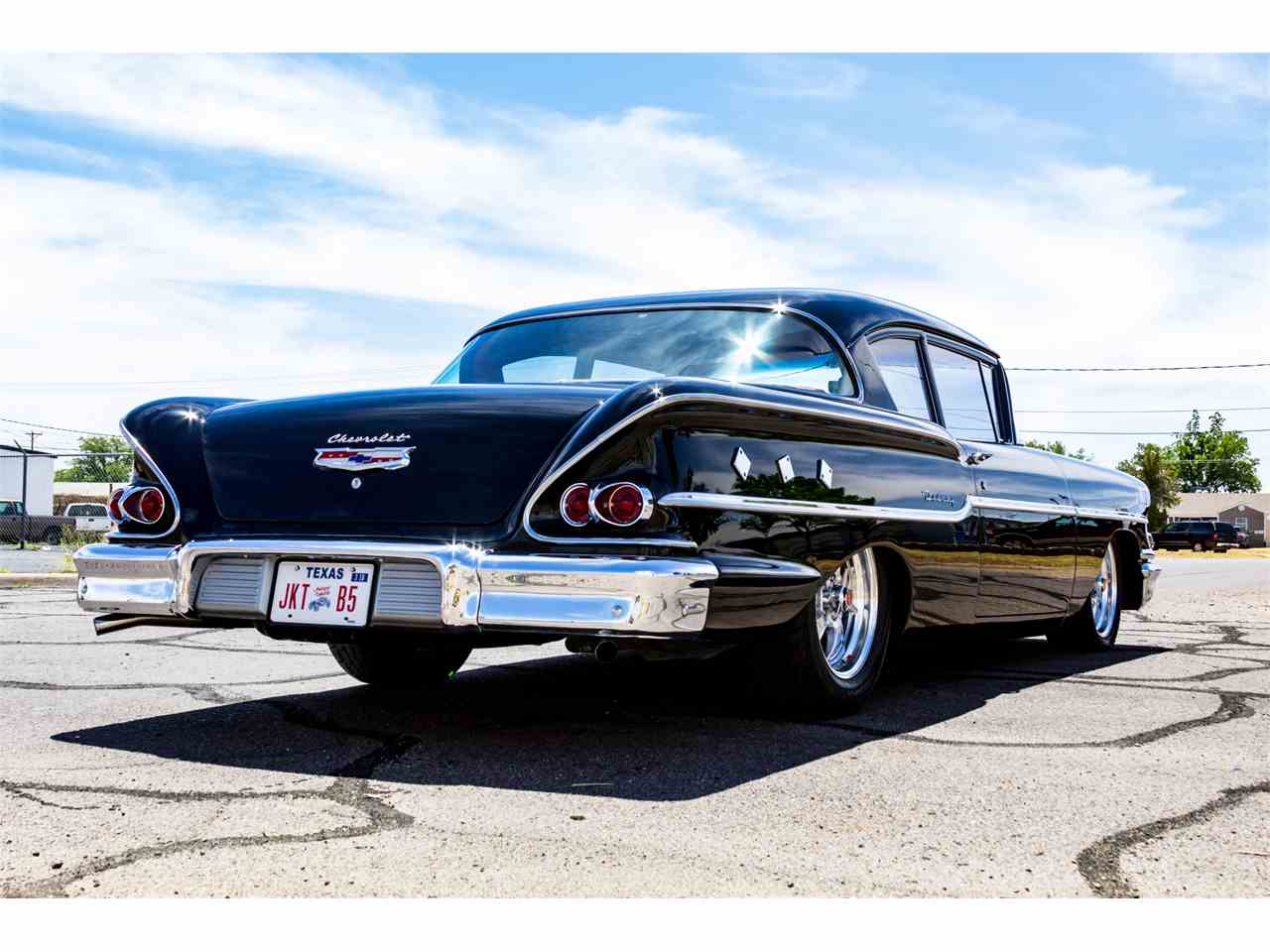 Large Picture of '58 Chevrolet Del Ray - $41,500.00 Offered by a Private Seller - LVAQ